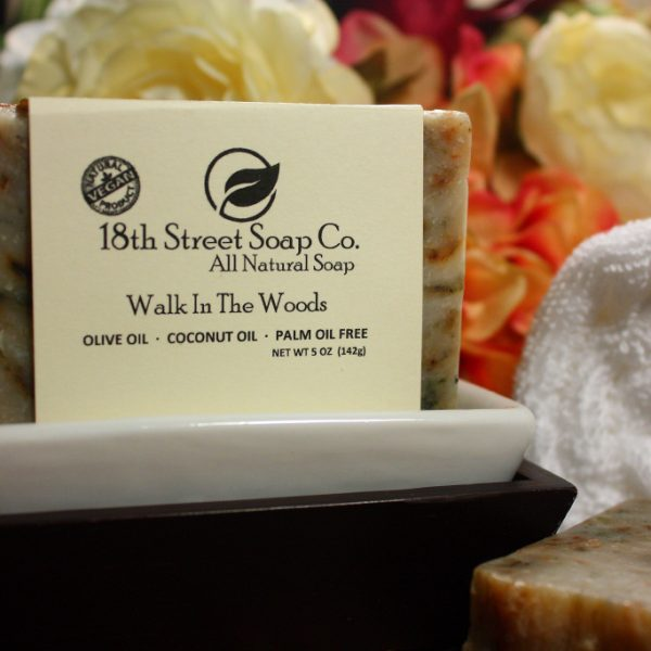 Walk in the Woods Soap