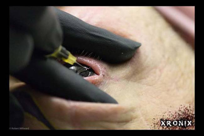 Crazy Anime Wallpaper Eyeball Tattoos The New Trend Earthly Mission