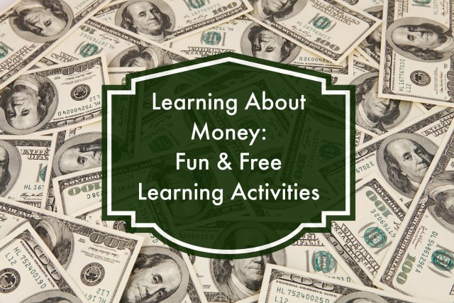 Money:  Fun & Free Learning Activities
