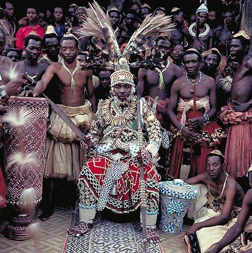 Great Kings And Queens Africa