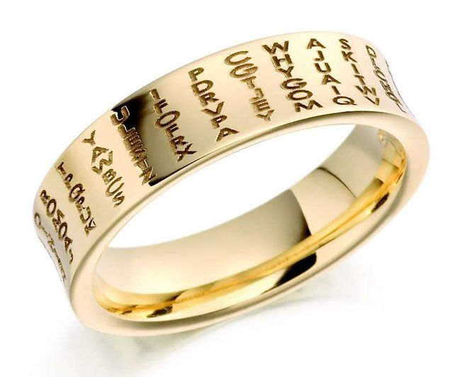 Tips for Obtaining Engraved Wedding Bands  Wedding and