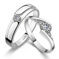 Cheap Wedding Band Sets His and Hers
