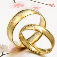 Gold Wedding Band Sets His and Hers - Wedding and Bridal ...