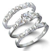 Popular Wedding Ring Sets - Wedding and Bridal Inspiration