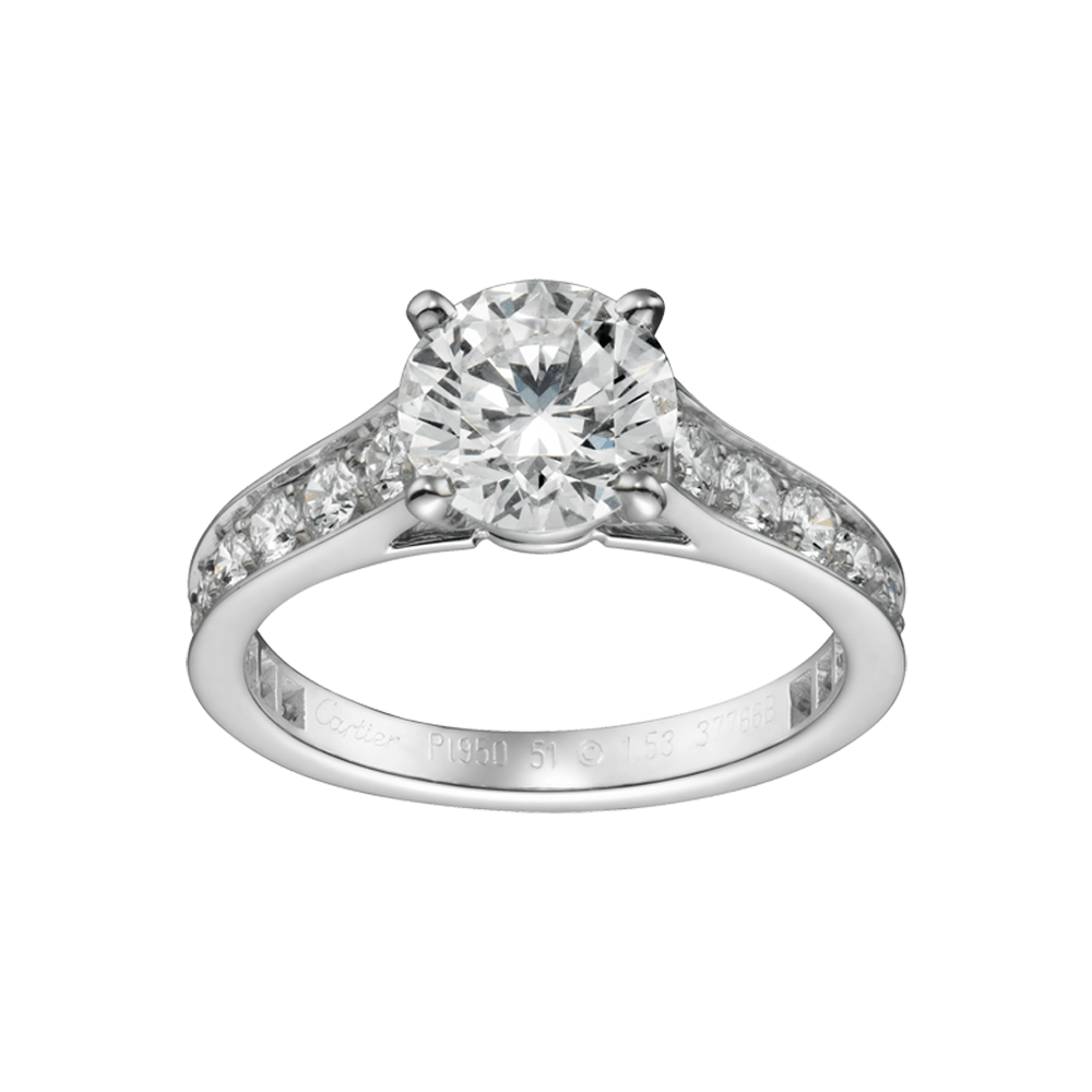 CARTIER ENGAGEMENT RINGS PRICES 1895