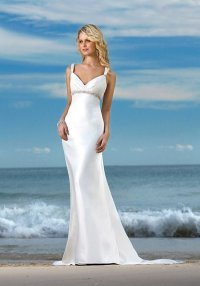 Simple Wedding Dresses for the Beach - Wedding and Bridal ...