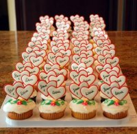 Wedding Shower Cupcake Ideas - Wedding and Bridal Inspiration