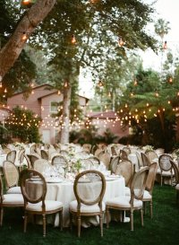 Outdoor Country Wedding Decoration Ideas - Wedding and ...