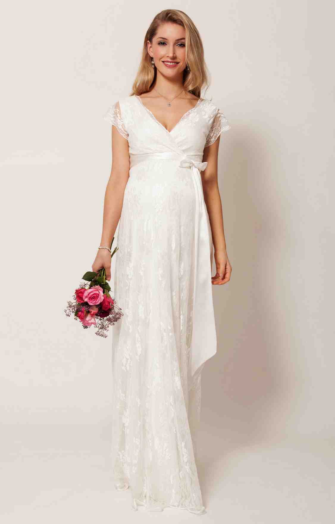 Maternity Wedding Dress How to Find the Perfect Dress