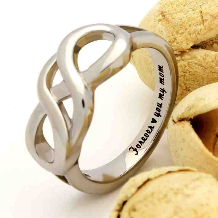 Mother Daughter Promise Rings