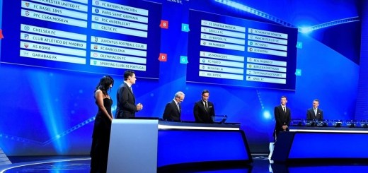 All about the UEFA champions league draws