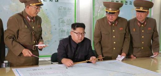 Plans to launch missile attack on US suspended by North Korean leader, Kim Jong-Un.