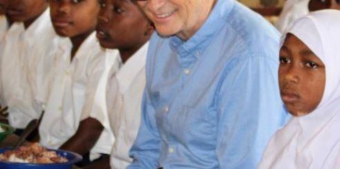 Finally, World's richest man, Bill Gates joins Instagram.