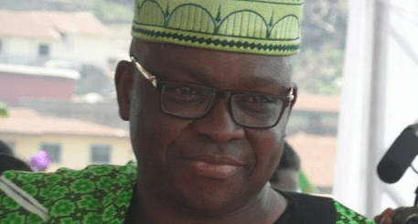 Governor Fayose appeals to FG to increase allowance of corpers to 50k