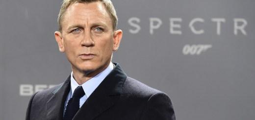 Daniel Craig confirms return as James Bond