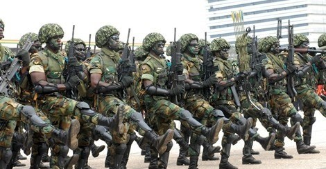 Nigerian Army launches new special Mobile Strike Force to combat Boko Haram