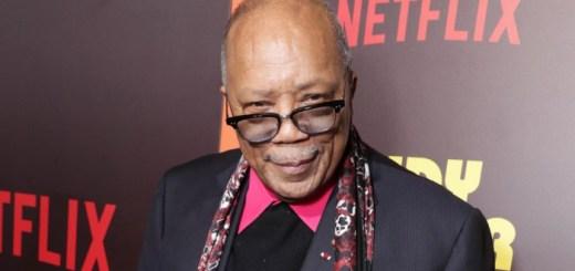 Music Legend Quincy Jones Apologizes For Worrisome 'Wordvomit' Interview