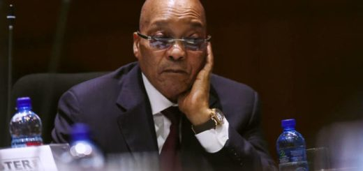 South Africa's Former President Jacob Zuma arraigned in court on corruption charges