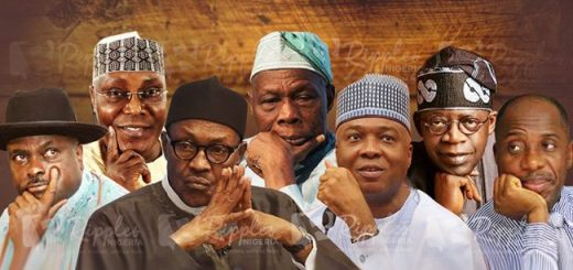 Most influential Nigerian politicians ahead of 2019 Elections