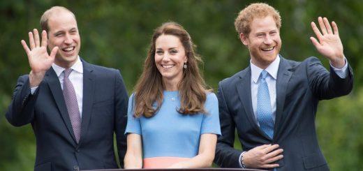 Prince Harry Names his Elder Brother best man