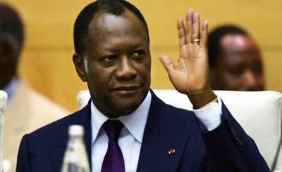 Opposition rejects third term for president in Ivory Coast