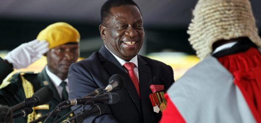 President Mnangagwa of Zimbabwe Names and Shames Looters