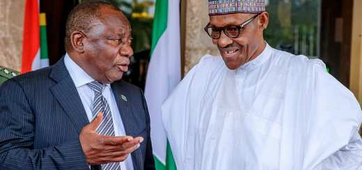 South African President Declares South Africans Do Not Hate Nigerians