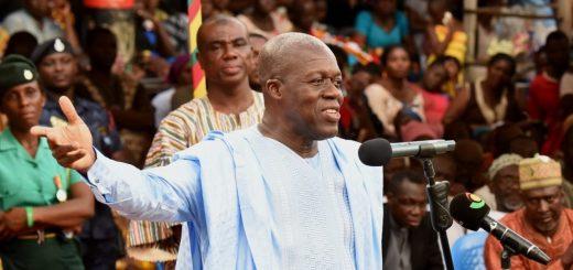 Paa Kwesi Amissah- Arthur, Former Vice President of Ghana Is Dead at 67