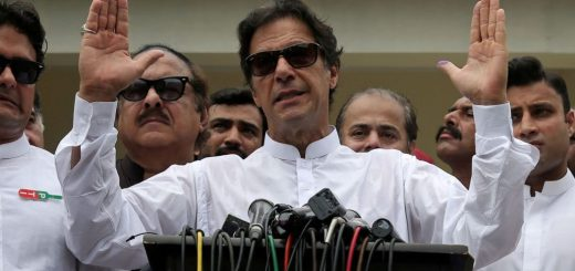 Pakistani Cricket Legend Imran Khan Claimed Victory in Country's Elections