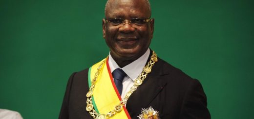 President Keita Wins Runoff Election With More Than 67 Percent of the Vote