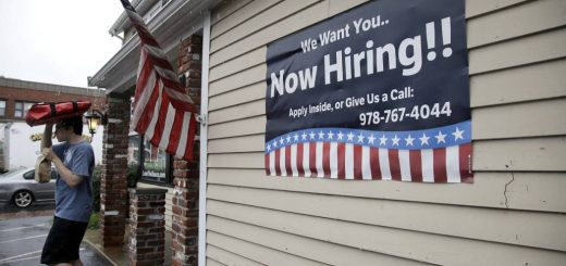 US Economy Slows as Employers Add only 157,000 Jobs in July