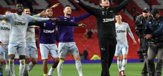 Derby County Shocks Man United