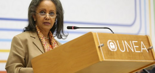 Ethiopia Get First Female President