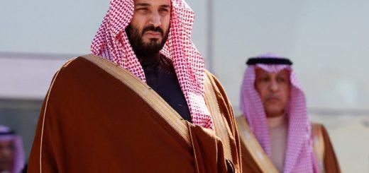 Saudi Crown Prince Sacks Aides Over Khashoogi Gate