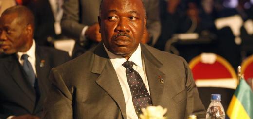 Bongo of Gabon Suffers Stroke