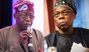 Tinubu Described the Former President as an election rigger without peer.