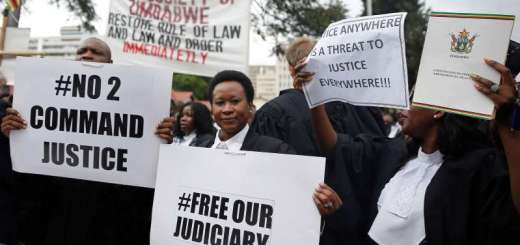 Zimbabwe lawyers demand justice for jailed protesters