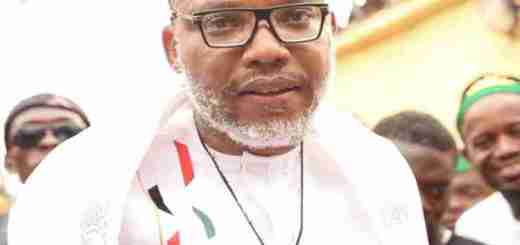 "Biafra: Activist Explodes saying ""Nobody Can Do What Nnamdi Kanu Is Doing"""