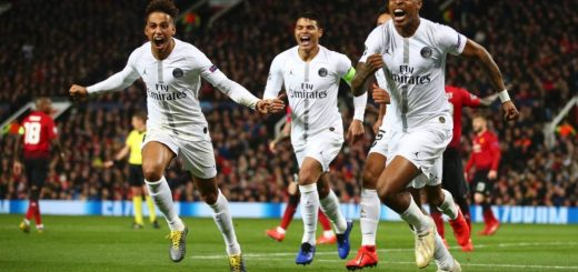 Sport - PSG Ended Man United's Unbeaten Run under Solskjaer