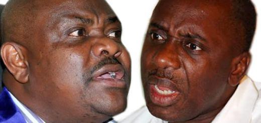 2019 Elections: Wike Urges Buhari To Do Something Concerning Amaechi's threat towards the Election