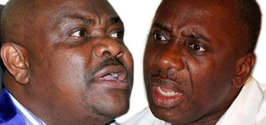 2019 Elections: Wike Urges Buhari To Do Something Concerning Amaechi's threat towards the Election