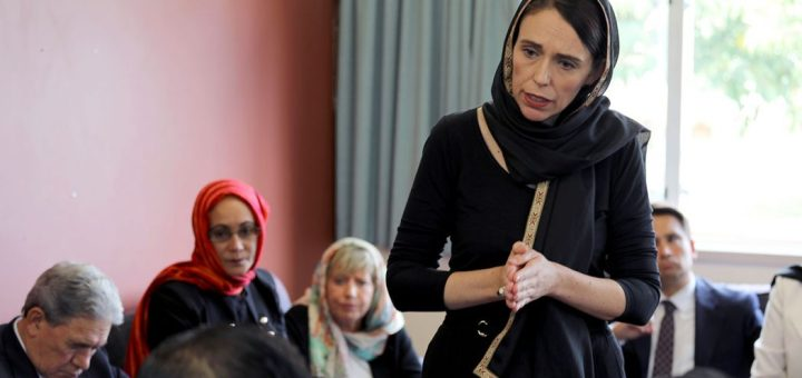 New Zealand set to Unveil Gun Laws After Mosque Shootings – Jacinda Ardern