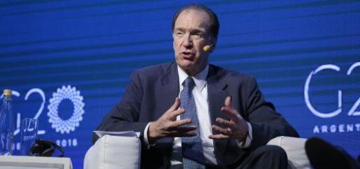 World Bank Group, Elect US Treasury Official David Malpass as it's 13th President.