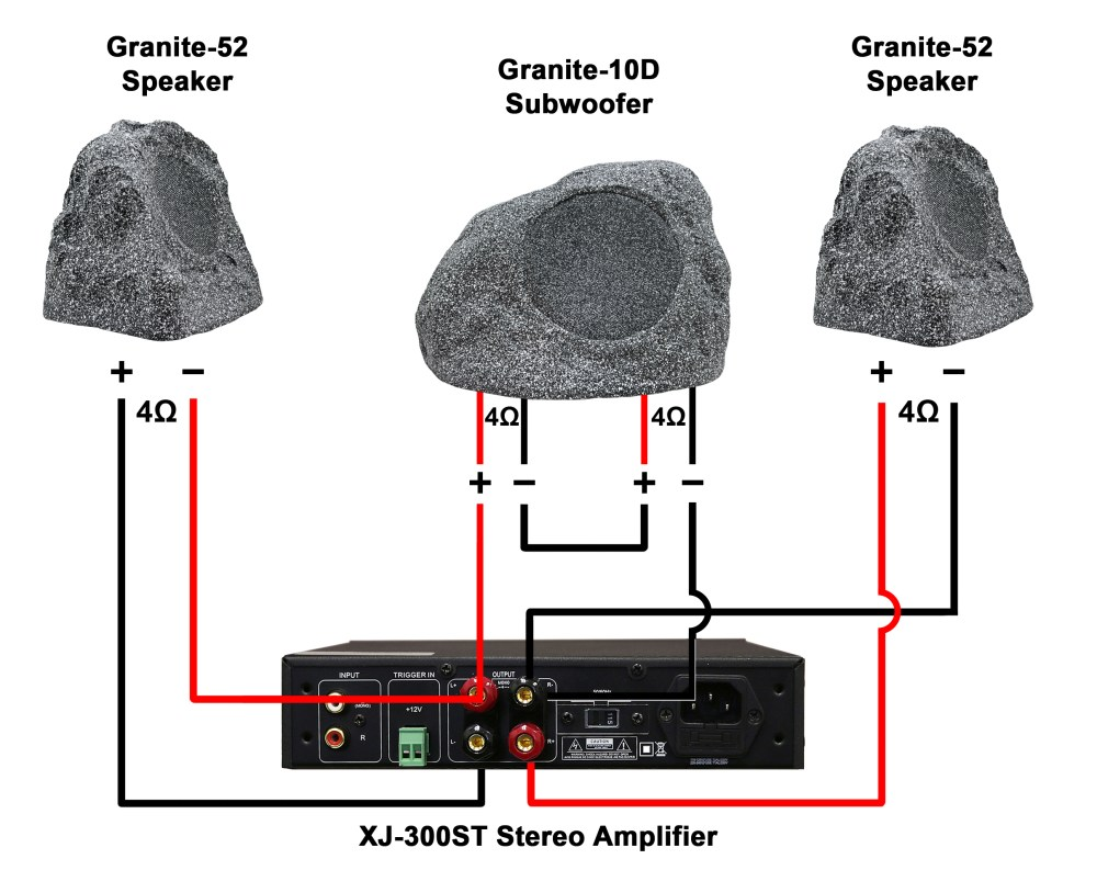 medium resolution of rock on granite 10d subwoofer earthquakesound eu dvc speaker wiring diagrams dual 2 ohm wiring diagram