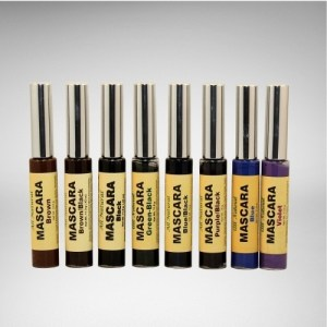 Mineral Mascara, Earth's Secret, Pure Mineral Makeup