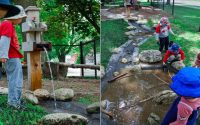 Natural Daycare Playground | Earthscape