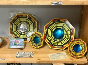 Feng Shui Bagua Mirrors