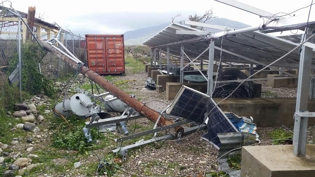 haitian microgrid