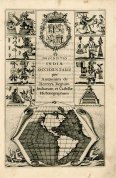 Descriptio Indiae Occidentalis. Antonio de Herrera (1622)