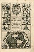 Descriptio Indiae Occidentalis. Antonio de Herrera (1622)